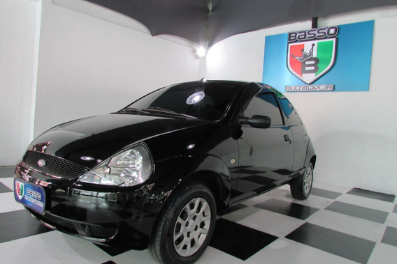 Ford Ka 2004 Gl 1.0 8v Gasolina 2p Manual