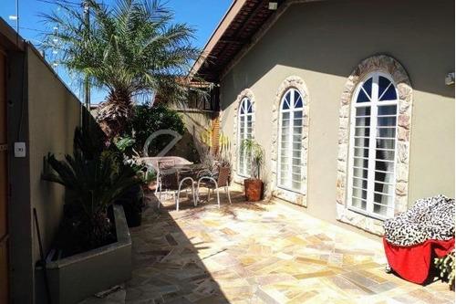 Casa À Venda Em Parque São Quirino - Ca008652