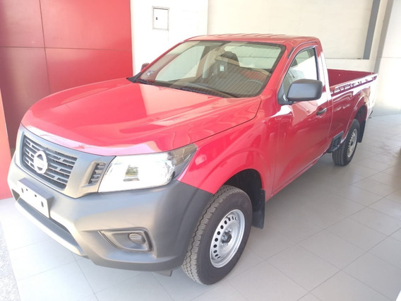 Nissan Np 300 Pic Up 2018 Roja