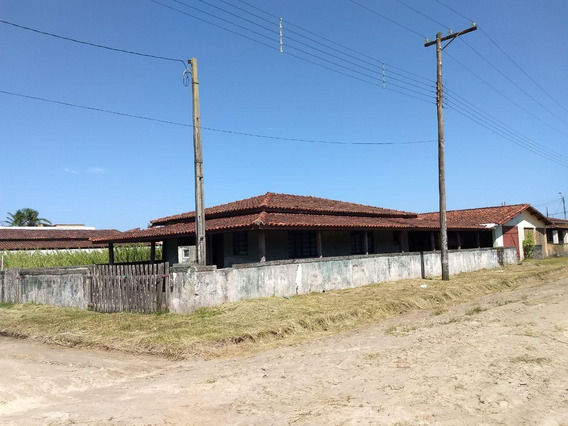 Casa Residencial À Venda, Centro, Iguape. - Ca5354
