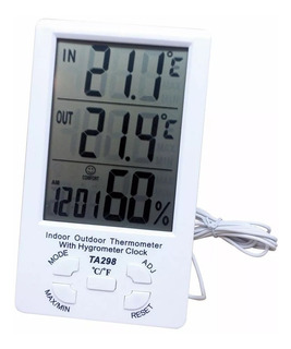 Termómetro Panel Gralf Tgf-298