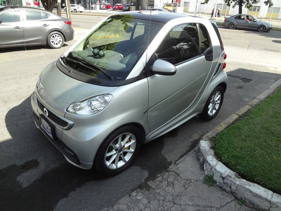 Smart 2013 Fortwo Coupe Passion Automatico, Aire, Qc, Electr