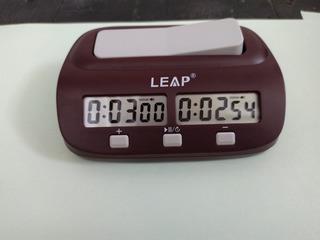 Reloj Ajedrez Leap