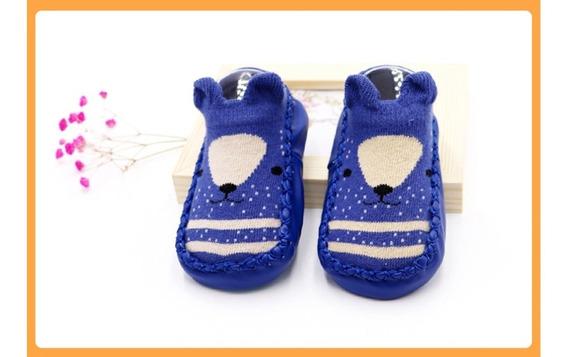 Pantuflas Zapato Antideslizante Para Bebé