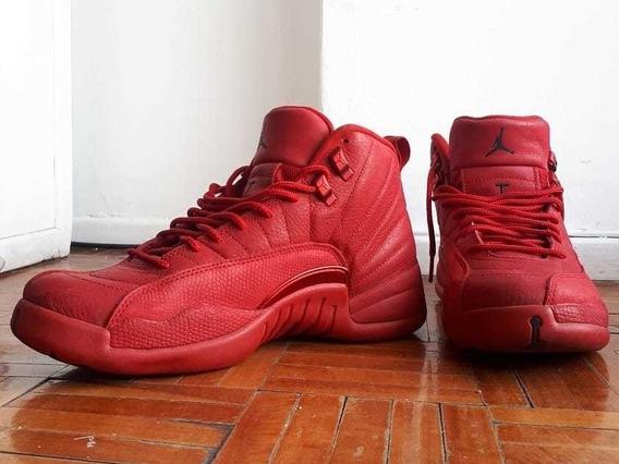 Zapatillas Air Jordan Retro 12 Gym Red