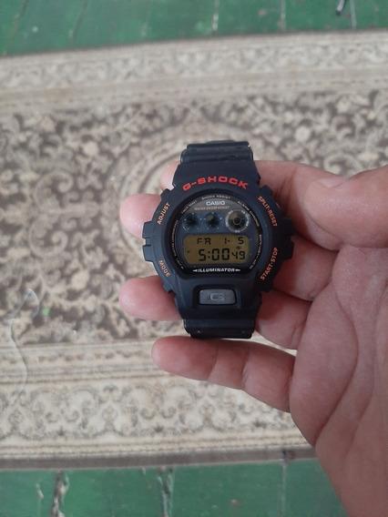 G-shock Relíquia Dw-6900 Impecável Sem Nenhum Dano