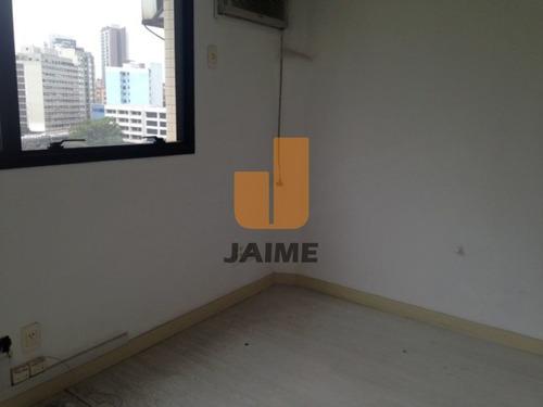Conj. Comercial Para Locação No Bairro Pacaembu Em São Paulo - Cod: Ja12071 - Ja12071
