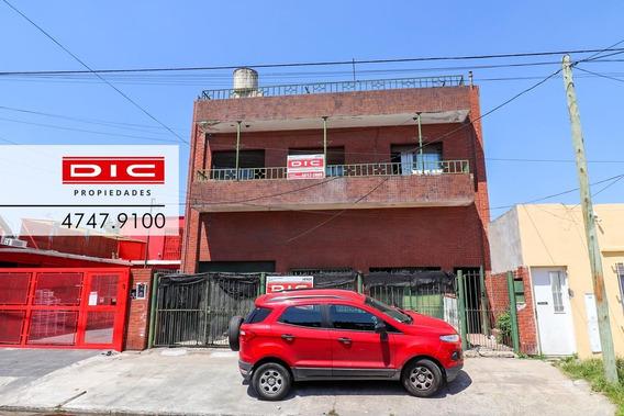 Importante Galpon/deposito Vivienda En Virreyes, Excelentes Accesos
