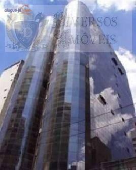 Sala Comercial, 188 M² - Venda Por R$ 1.695.000 Ou Aluguel Por R$ 8.250/mês - República - São Paulo/sp - Sa0933