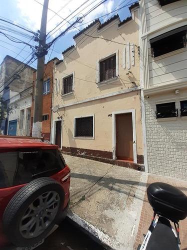 Imagem 1 de 26 de Sobrado Para Aluguel Possui 60 Metros Em Ótima Localização - 181538l