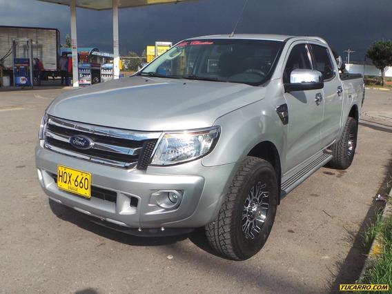 Ford Ranger Xlt Mt 2200 Cc Aa 4x4