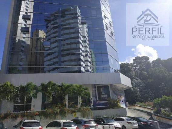 Sala Comercial Para Venda Em Salvador, Pituba, 1 Dormitório, 1 Banheiro, 1 Vaga - 78