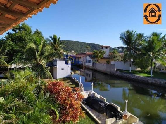 Casa Para Venda Em Cabo Frio, Ogiva, 9 Dormitórios, 6 Suítes, 3 Banheiros, 4 Vagas - Casv153_1-1366641