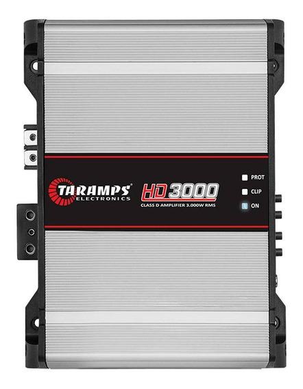 Modulo Amplificador Taramps Hd 3000 2 Ohms 1 Canal 3000w Rms