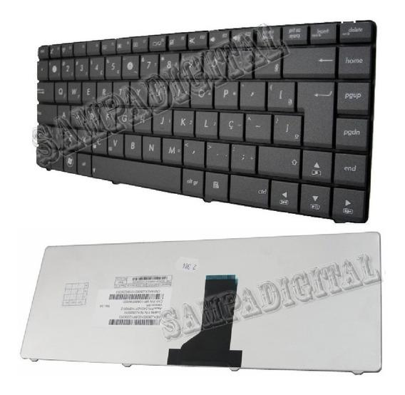 Teclado Notebook Asus X44c Aekj2600020 Mp-10a86pa-9201 Ç