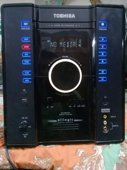 Mini Hi Fi System Toshiba Ms8080mus