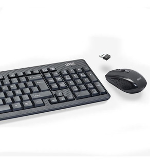 Combo Kit Teclado + Mouse Inhalambrico Bkt K700i