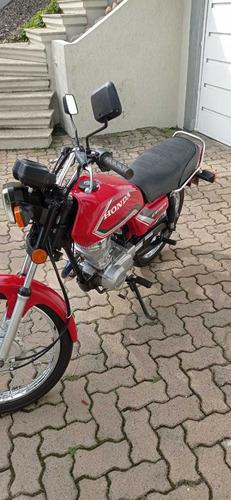 Imagem 1 de 6 de Honda Cg 125