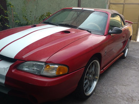 Ford Mustang 5.0 Cobra Conv Piel