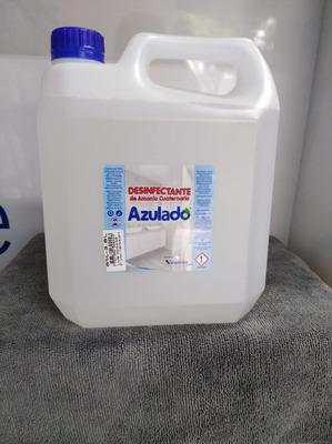 Desinfectante Galón Amonio Cuaternario 5a Gene. 100% Puro
