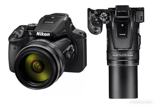 Câmera Coolpix P900 Nikon