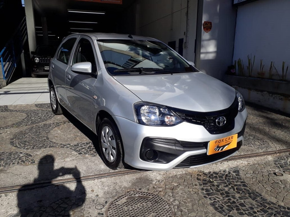 Toyota Etios 1.3 X 16v Flex 4p Aut (8949)