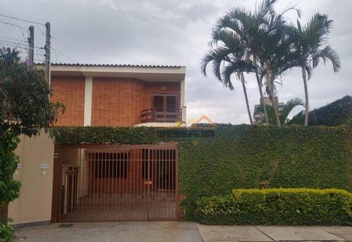 Casa Com 4 Dormitórios À Venda, 225 M² Por R$ 780.000 - Alto Da Vila Nova - Itu/sp - Ca1774