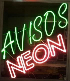 Letreros De Neón, Luz De Neon