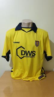 Camisa Aston Villa Da Inglaterra Humell Dws G
