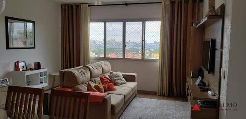 Apartamento À Venda, 98 M² Por R$ 380.000,00 - Paulicéia - São Bernardo Do Campo/sp - Ap2091