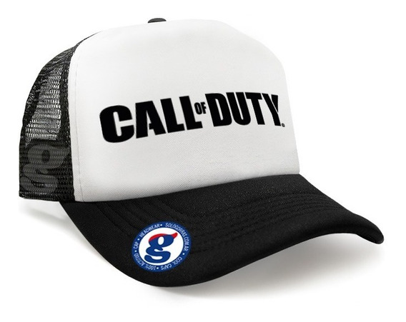 Gorras Trucker Call Of Duty Video Juegos