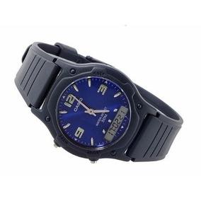Reloj Casio Aw 49 Azul