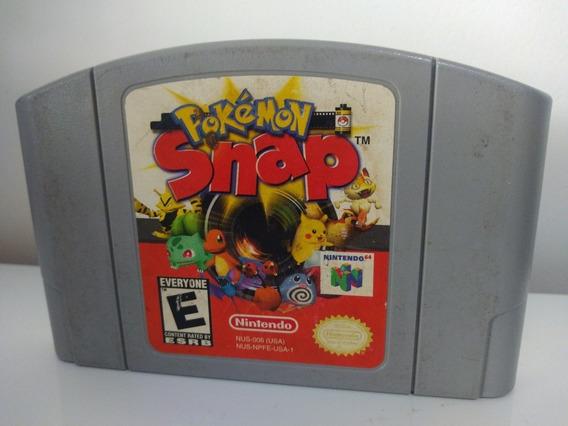 Jogo Pokémon Snap Nintendo 64
