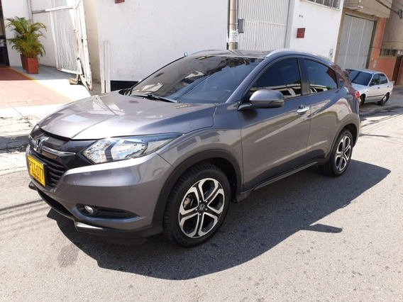 Honda Hrv Exl 4x4 2016 Acero