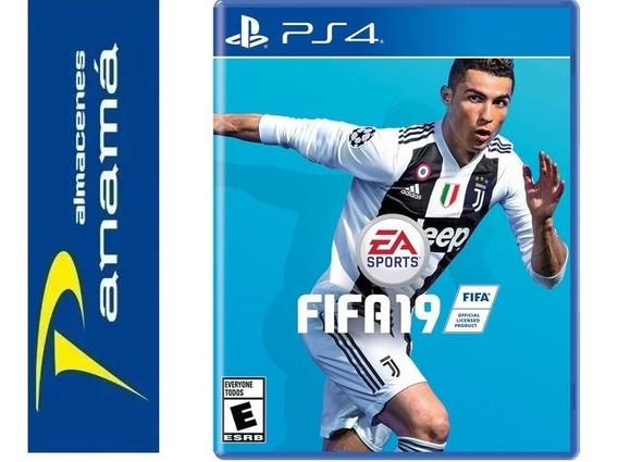 Fifa 2019 Playstation 4 Nuevo De Paquete Sellado !!!!
