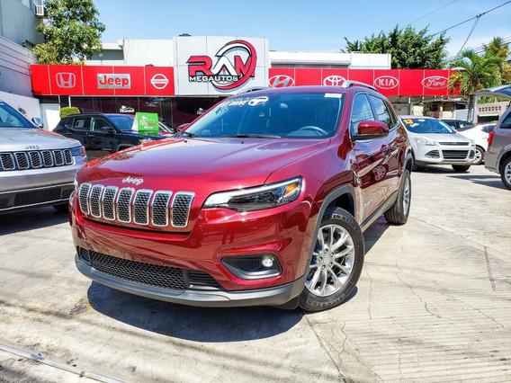 Jeep Cherokee Altitud 2019