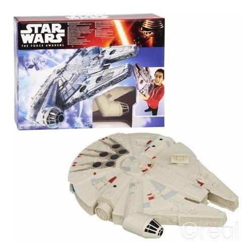 Imagen 1 de 5 de Star Wars Halcon Milenario Han Solo Millennium Falcon B3075