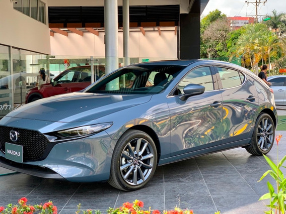 Mazda 3 Sport Grand Touring Lx | 2020