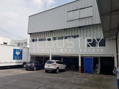 Industrial Warehouse For Rent In Mexico City Tlalnepantla Xocoyahualco