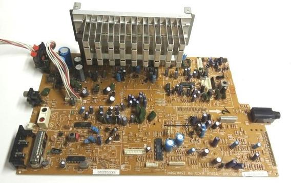Placa Amplificadora Som Toshiba Ms6538c1