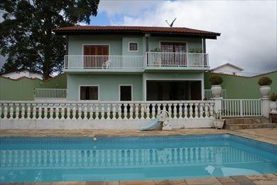 Ref.: 3388 - Casa Condomínio Fechado Em Vargem Grande Paulista, No Bairro Haras Bela Vista - 3 Dormitórios