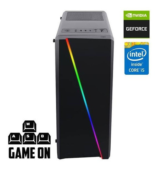 Computador Gamer Intel Core I5 10gb Ram Nvidia Geforce Gt210