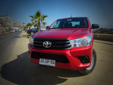 Arrendamos Toyota Hilux Diesel 4x4 Año 2017 Full