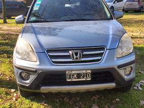 Honda Cr-v 2.4 4x4 Ex At
