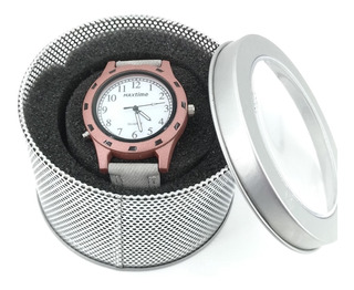 Reloj Hombre Max Time Para Todos Los Dias C/caja Mx01-002br