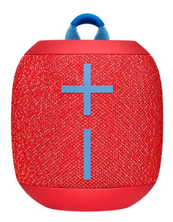 Parlante Bluetooth Logitech Ue Wonderboom 2 Rojo