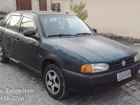 Volkswagen Gol 1.0 Mi 16v 4p 1999 - 4 Portas - Vistoriado 17