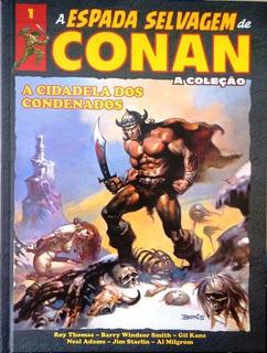 A Cidadela Dos Condenados: Col. A Espada Selvagem De Conan