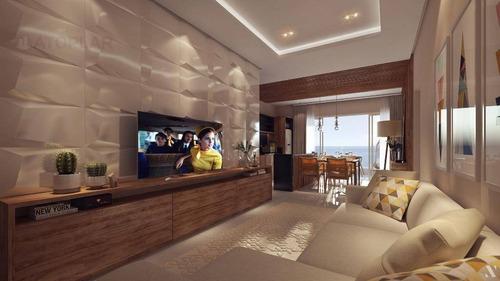Apartamento À Venda, 68 M² Por R$ 379.736,64 - Centro - Navegantes/sc - Ap1056