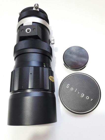 Lente Soligor Auto-zoom 75 - 260mm